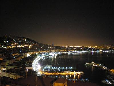 Napoli notturna – Un Sardo in giro