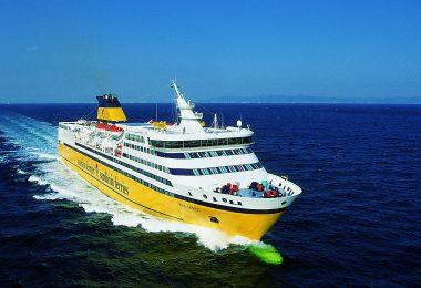 sardinia ferries nave