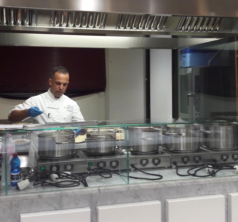 Gianfranco Pulina chef