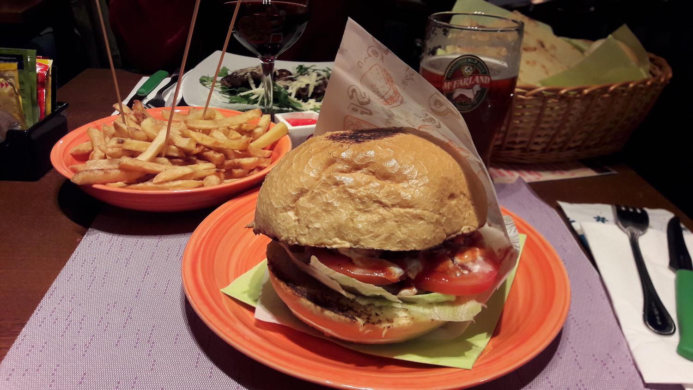 hamburger la talpa