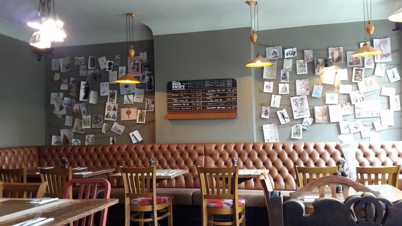Da mangiare a londra il sunday roast un sardo in giro for Arredamento pub inglese