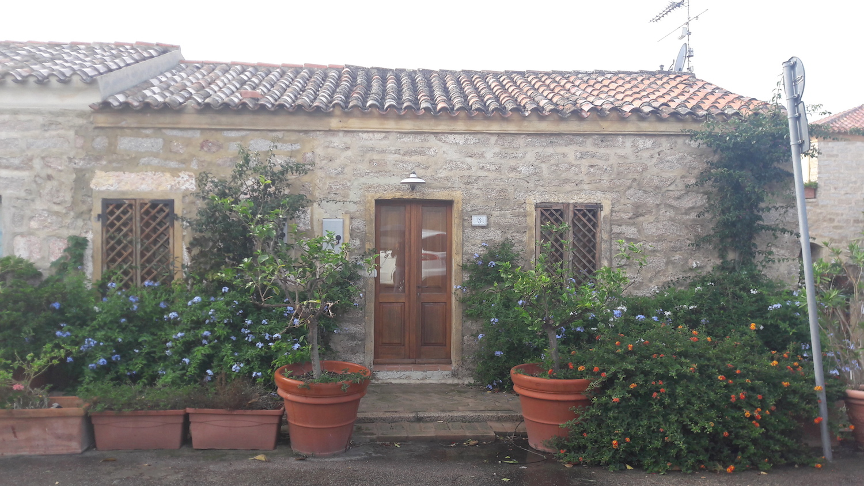 vecchia abitazione