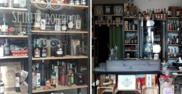 spirits boutique olbia