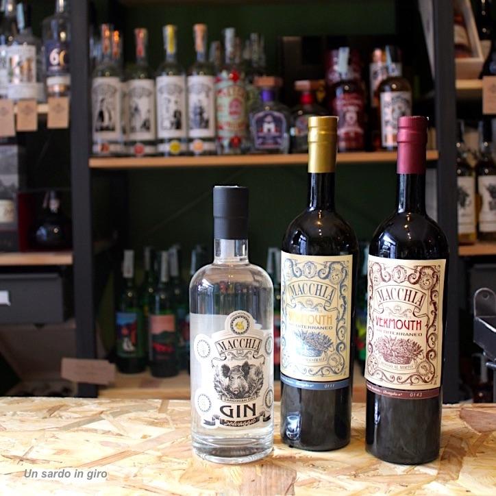 vermouth macchia