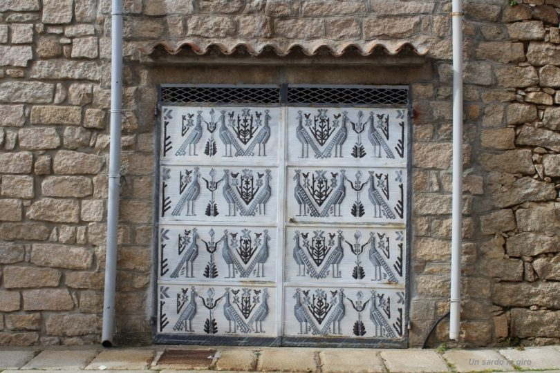 murales tappeto