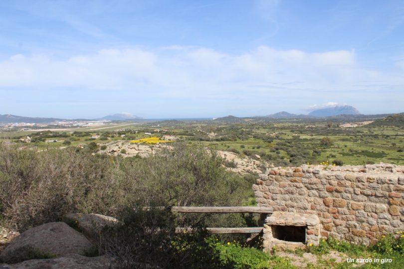 panorama castello pedres