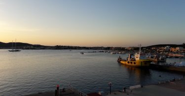 vista su Golfo Aranci