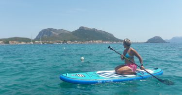 ichnos paddling