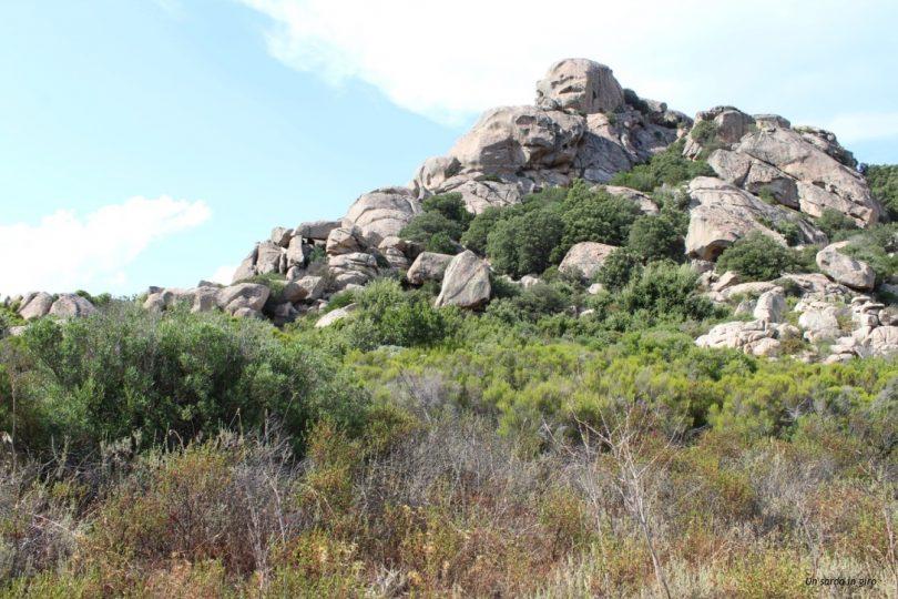 rocce scavate