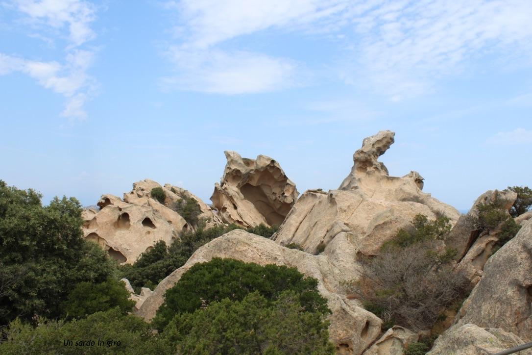 rocce granitiche
