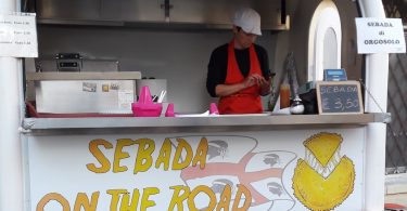 sebada on the road