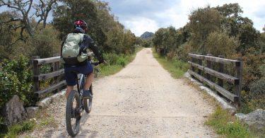 mountain bike calangianus
