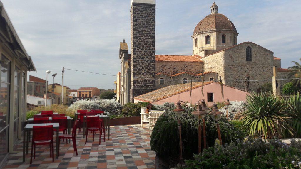 terrazza aquae sinis