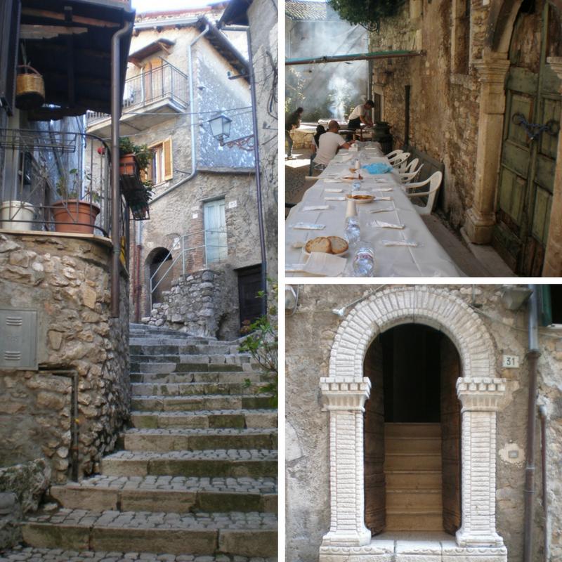 carpineto romano borgo