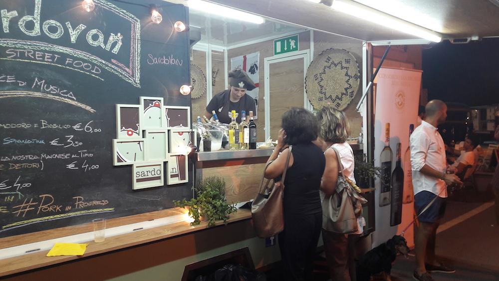 furgoncino street food
