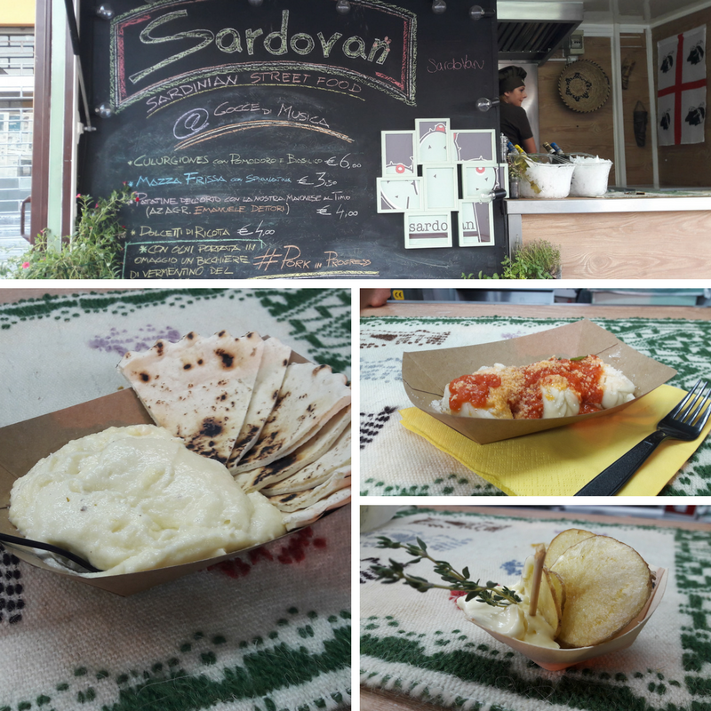 street food sardo