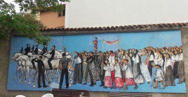 liliana cano processione