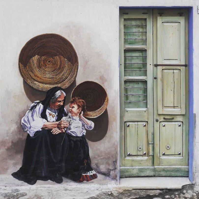 murale-oliena