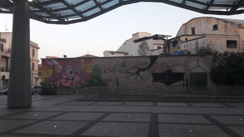piazza maercato olbia