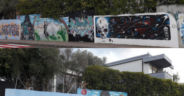 street art via pertini