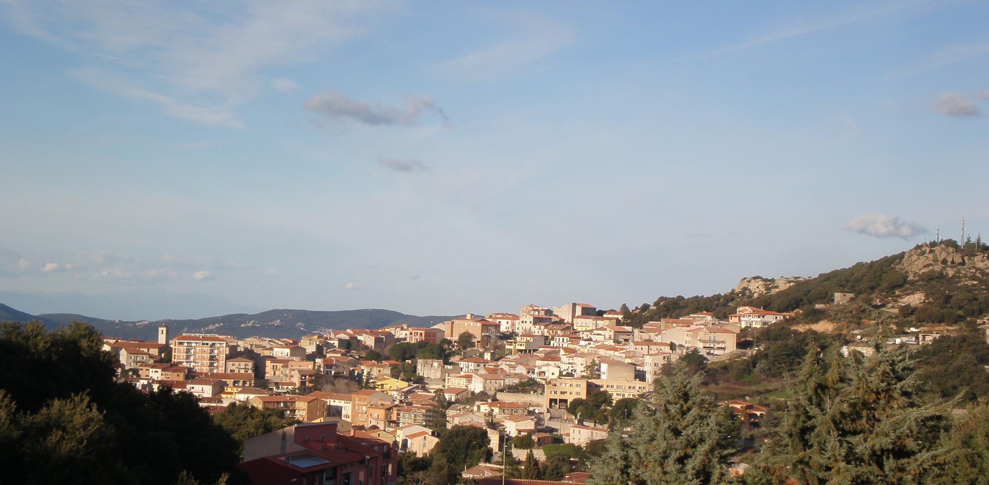 panorama Calangianus