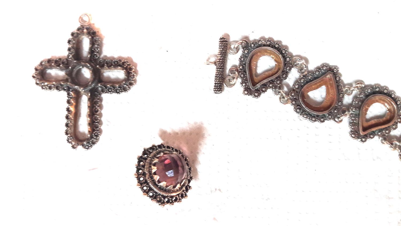 preparazione gioielli