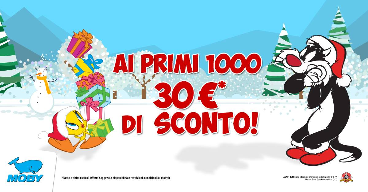 moby promo natale