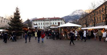 mercatini di natale trento