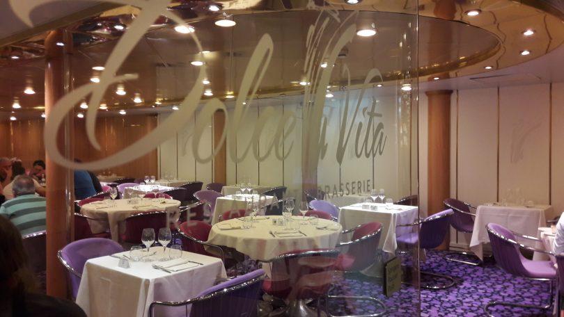 ristorante dolce vita
