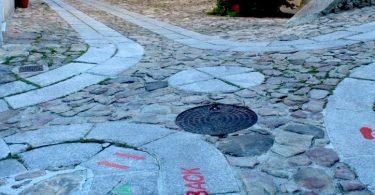 percorso arte comtemporanea
