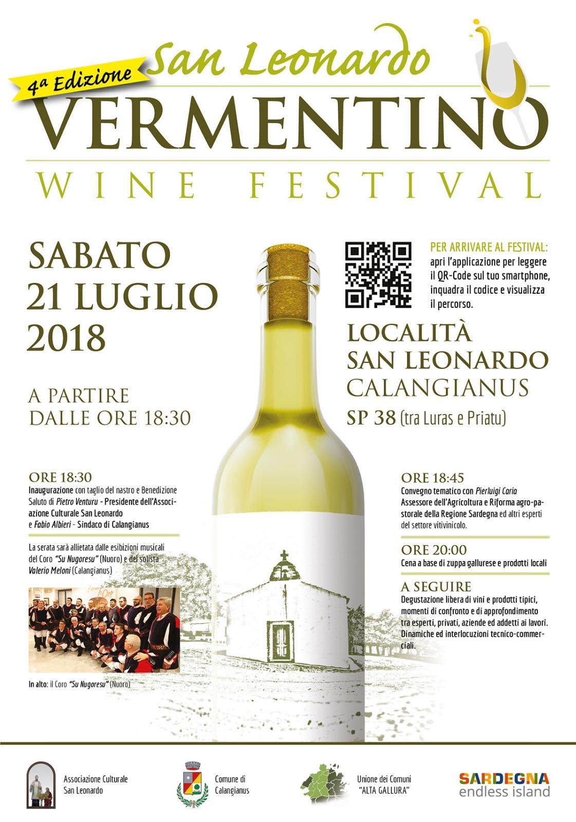 san leonardo wine festival