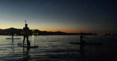 sup tramonto