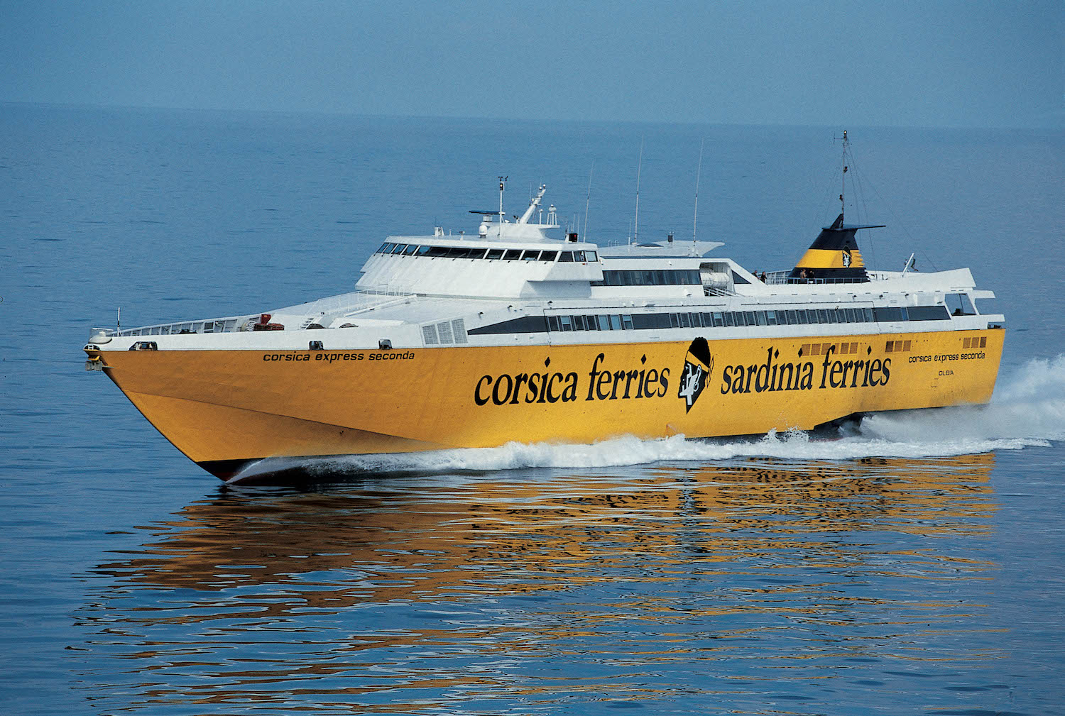 sardinia ferries Express