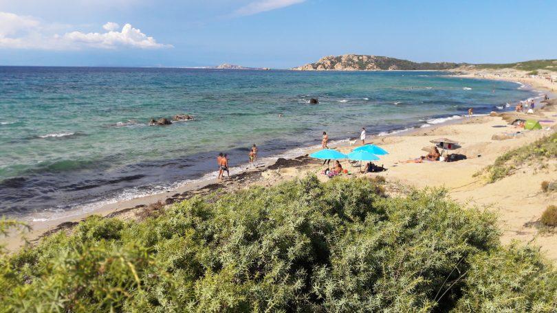 spiaggia naracu nieddu