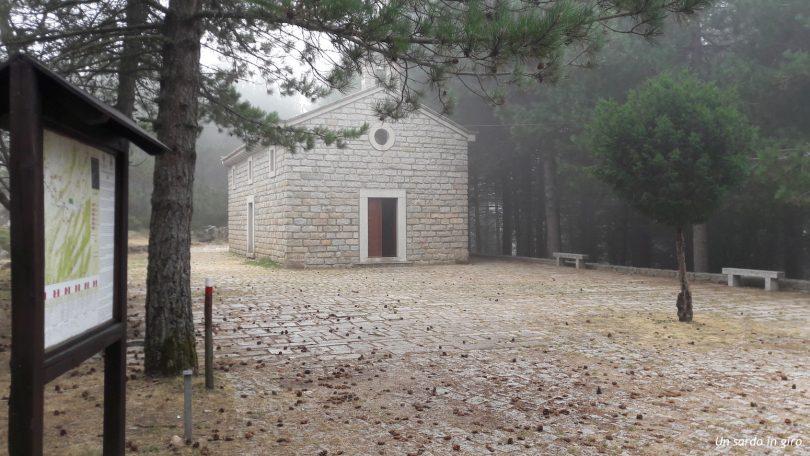 chiesa madonna della neve