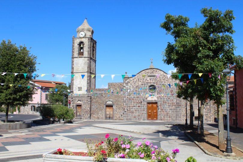 chiesa parrocchiale Norbello