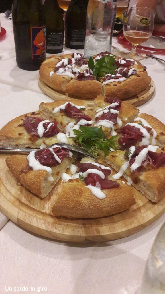 pizza gourmet la torre