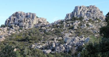 monti rocciosi