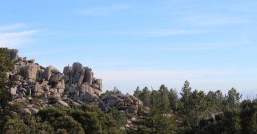 rocce del Limbara
