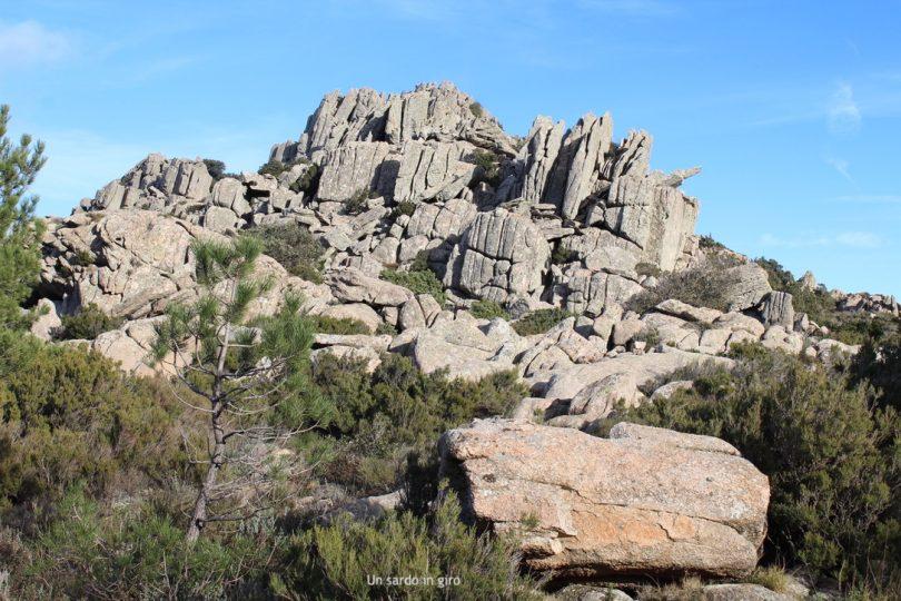 rocce particolari
