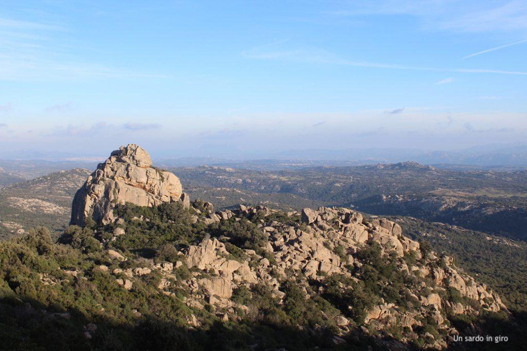 vista panoramica monti nieddu
