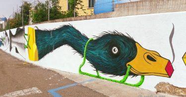 arte di strada olbia