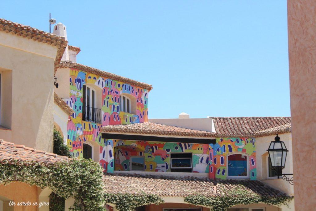 costa smeralda street art