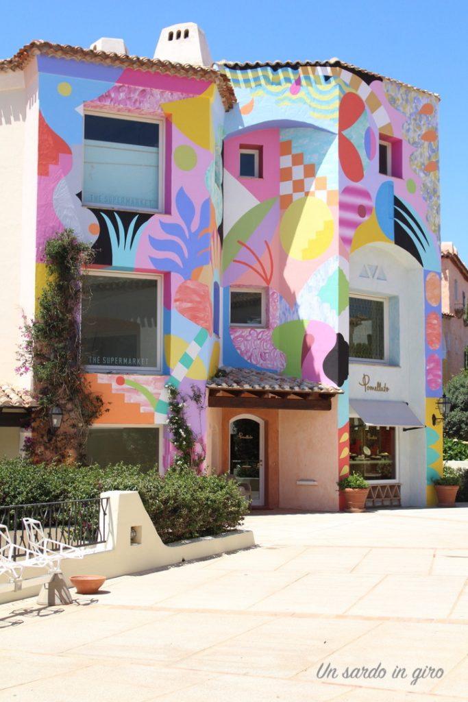 street artis Porto Cervo