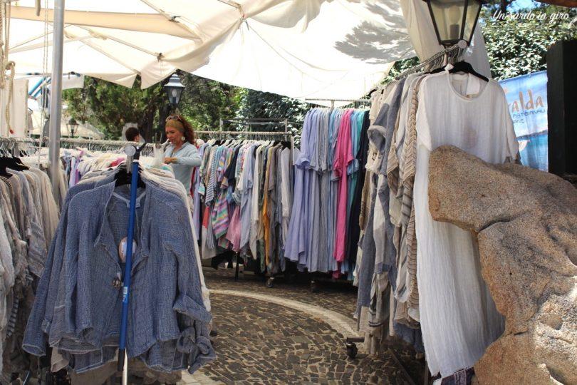 vestiti di lino
