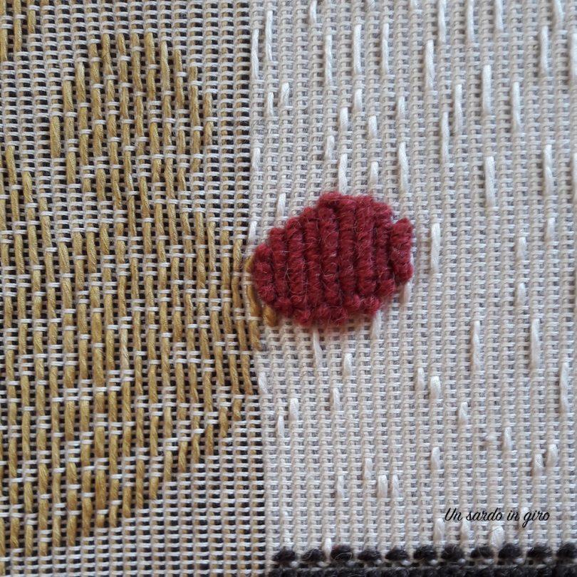dettaglio tappeto