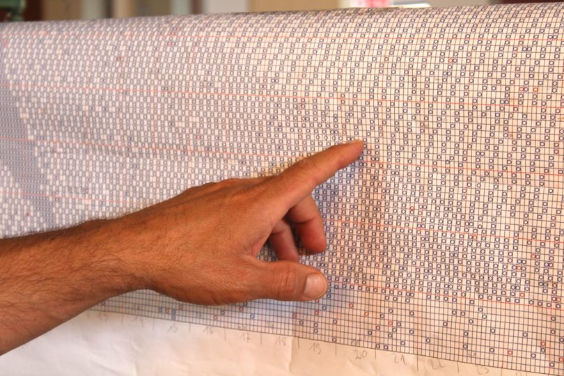 disegno tappeto