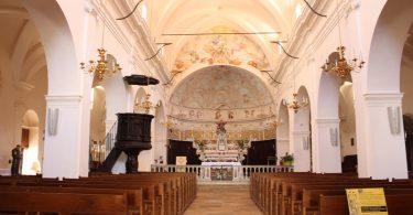 interno santa maria maggiore