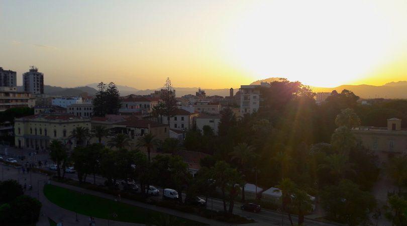 panorama sul centro