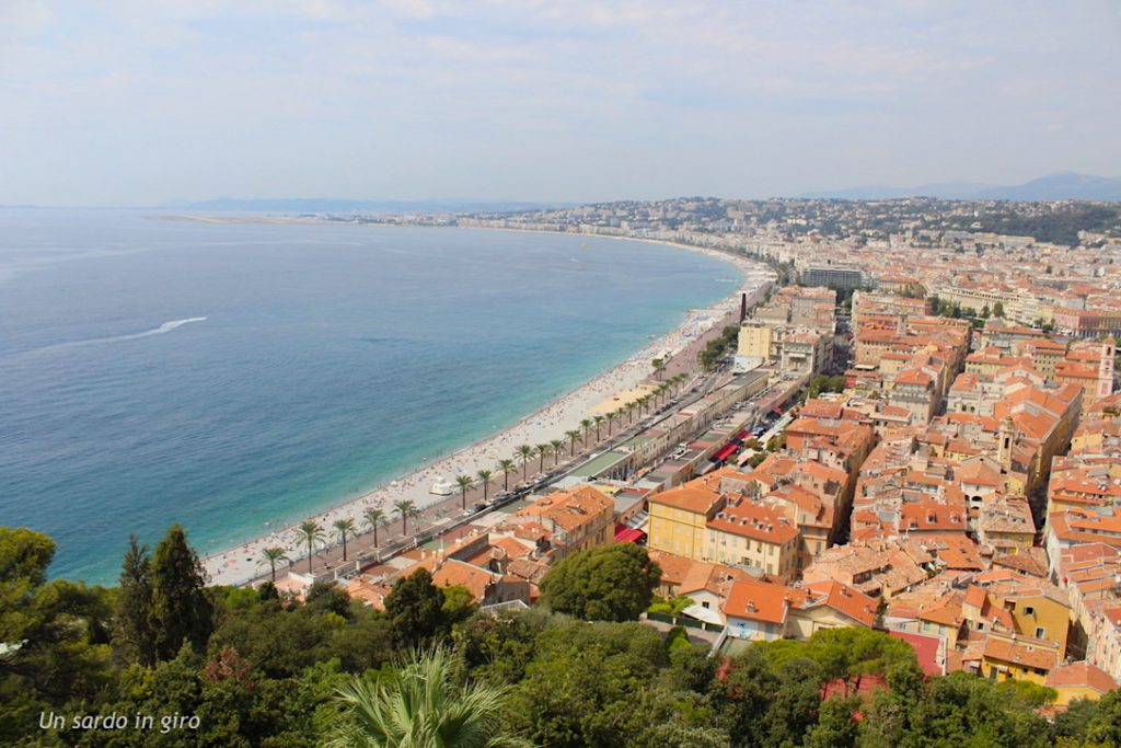 panorama su nizza